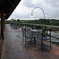 Отель Pululukwa Lodge балкон