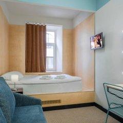Хостел Друзья на Банковском Стандартный номер с различными типами кроватей фото 6