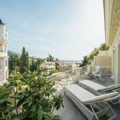 Гостиница Вилла Елена балкон