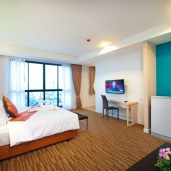 VC Hotel комната для гостей фото 15