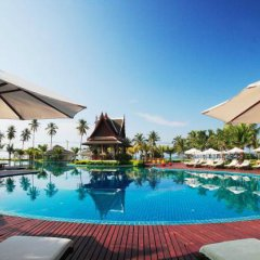 Отель Sofitel Krabi Phokeethra Golf & Spa Resort бассейн