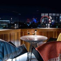 Отель The Trafalgar St. James London, Curio Collection by Hilton Великобритания, Лондон - отзывы, цены и фото номеров - забронировать отель The Trafalgar St. James London, Curio Collection by Hilton онлайн гостиничный бар фото 6