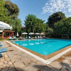Idyros Hotel бассейн фото 3