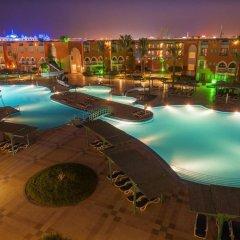 Отель SUNRISE Garden Beach Resort & Spa - All Inclusive Египет, Хургада - 9 отзывов об отеле, цены и фото номеров - забронировать отель SUNRISE Garden Beach Resort & Spa - All Inclusive онлайн бассейн фото 5