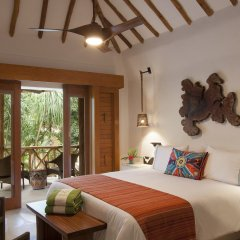 Отель Mahekal Beach Resort 4* Пентхаус с разными типами кроватей фото 4