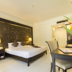 Отель Amora Beach Resort Phuket комната для гостей фото 24