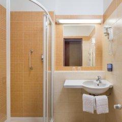 Отель Benczúr 3* Улучшенный номер с различными типами кроватей фото 5