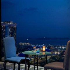 Отель Pan Pacific Singapore 5* Президентский люкс с различными типами кроватей