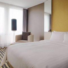 Zurich Marriott Hotel 5* Номер Guest Smaller с различными типами кроватей