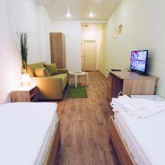 Мини-Отель Пешков Студия с различными типами кроватей