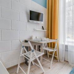 Апартаменты Sokroma Глобус Aparts Студия с двуспальной кроватью фото 16