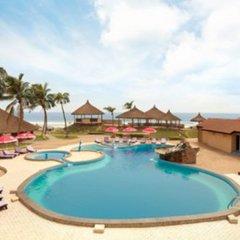 Отель Ramada Resort, Accra Coco Beach бассейн