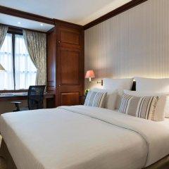 Отель Warwick Brussels 5* Номер Classic с различными типами кроватей