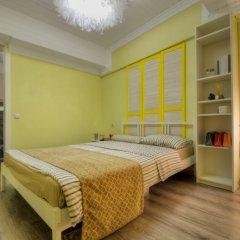 Гостиница Двухуровневый Лофт на Автозаводской / Lucky Star Апартаменты с двуспальной кроватью фото 9