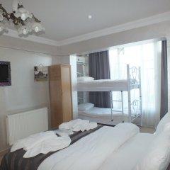 Seatanbul Guest House and Hotel Стандартный семейный номер с различными типами кроватей фото 5