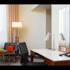 Рэдиссон Блу Шереметьево (Radisson Blu Sheremetyevo Hotel) 5* Стандартный номер с различными типами кроватей фото 3