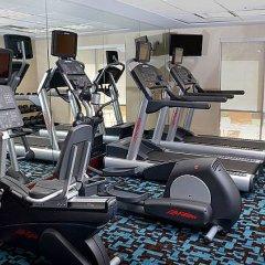 Отель Fairfield Inn & Suites Effingham фитнесс-зал