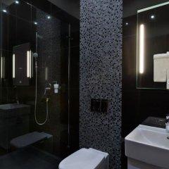 Отель Bambur Residence Чехия, Прага - отзывы, цены и фото номеров - забронировать отель Bambur Residence онлайн ванная фото 3