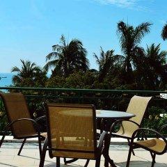 Отель Sanya Huayuan Hot Spring Sea View Resort балкон фото 2