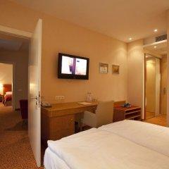 Amber Spa Boutique Hotel 4* Семейный номер разные типы кроватей фото 3