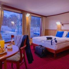 Fortuna Boat Hotel and Restaurant 3* Улучшенный номер-кабина с различными типами кроватей