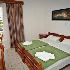 Отель Kapsohora Inn Hotel Греция, Пефкохори - отзывы, цены и фото номеров - забронировать отель Kapsohora Inn Hotel онлайн комната для гостей фото 3