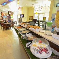 Parkside Suites Hotel Apartment питание