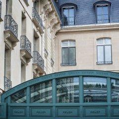 Отель Ritz Paris вид на фасад фото 2