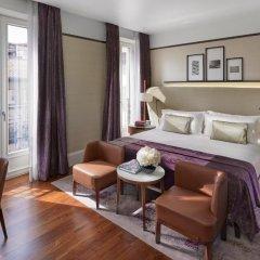 Отель Mandarin Oriental, Milan 5* Улучшенный номер с различными типами кроватей