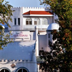 Гостиница Villa Casablanca вид на фасад фото 2