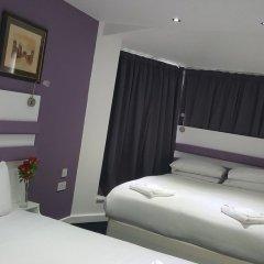 Euro Wembley - Elm Hotel комната для гостей фото 10