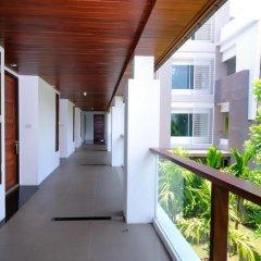 Bakaam Boutique Hotel балкон