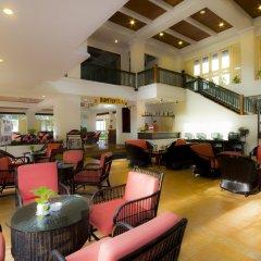 Отель Amora Beach Resort пляж Банг-Тао интерьер отеля