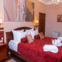 Пётр Отель 4* Улучшенный номер с разными типами кроватей