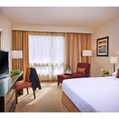 Отель Swissotel Living Al Ghurair Dubai Стандартный номер с различными типами кроватей фото 2