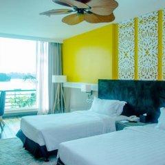 The Hanoi Club Hotel & Lake Palais Residences 4* Стандартный номер разные типы кроватей