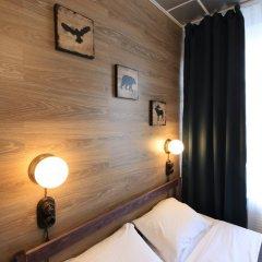 Хостел Артист на Казанском Номер Комфорт с различными типами кроватей фото 9