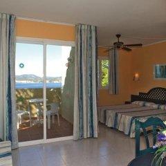 Отель Club Santa Ponsa комната для гостей фото 4