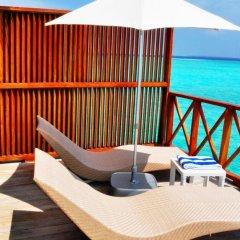 Отель Thulhagiri Island Resort балкон фото 2