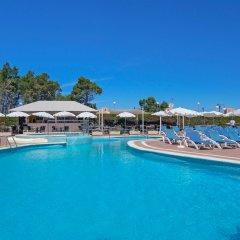 Отель Aparthotel THB Ibiza Mar - Только для взрослых бассейн фото 4