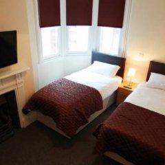 Отель Mulligans of Deansgate Номер Делюкс с различными типами кроватей фото 4