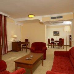 Гранд Отель Валентина 5* Улучшенный люкс с различными типами кроватей фото 2