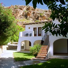 Отель Sunsea village 1 вид на фасад фото 2