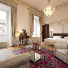 Hotel Quirinale 4* Полулюкс с различными типами кроватей фото 2