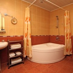 Гостиница Плаза 4* Апартаменты разные типы кроватей фото 4