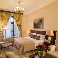 Гостиница Метрополь 5* Стандартный номер с различными типами кроватей