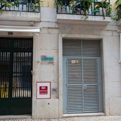 Отель Lisbon Art Stay Apartments Baixa Португалия, Лиссабон - 4 отзыва об отеле, цены и фото номеров - забронировать отель Lisbon Art Stay Apartments Baixa онлайн вид на фасад фото 2