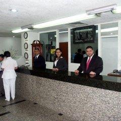 Prim Hotel Мехико интерьер отеля