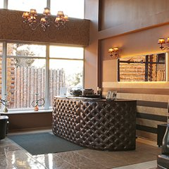 Мини-отель Таёжный интерьер отеля