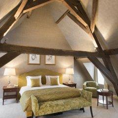 Hotel Dukes' Palace Bruges 5* Люкс с различными типами кроватей